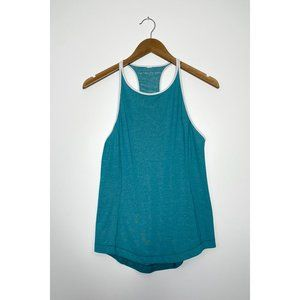 LULULEMON Time To Sweat Tank Top Green 4